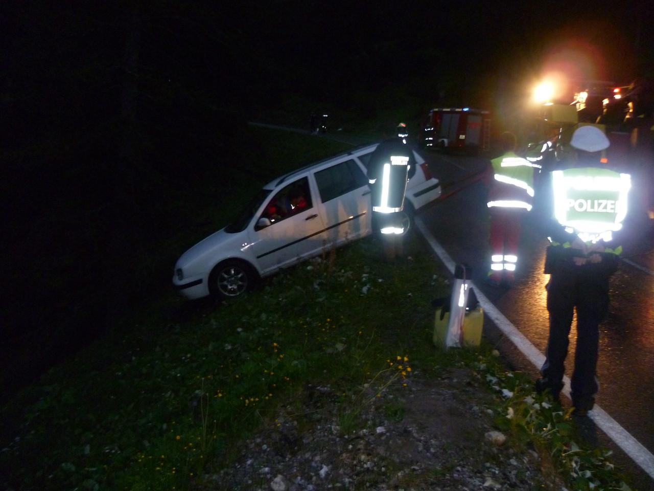 Unfall L 72 2012