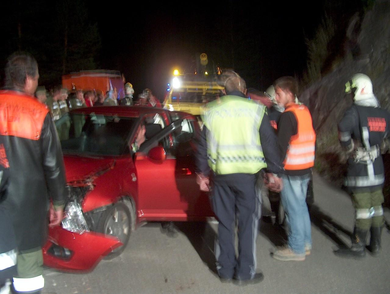 Unfall Plötzigtal 2009