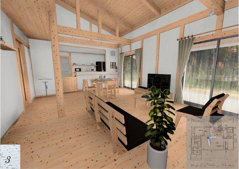 心と身体にやさしい「音響熟成木材:手づくり家具」は使い込むことで風合いが増していきます。