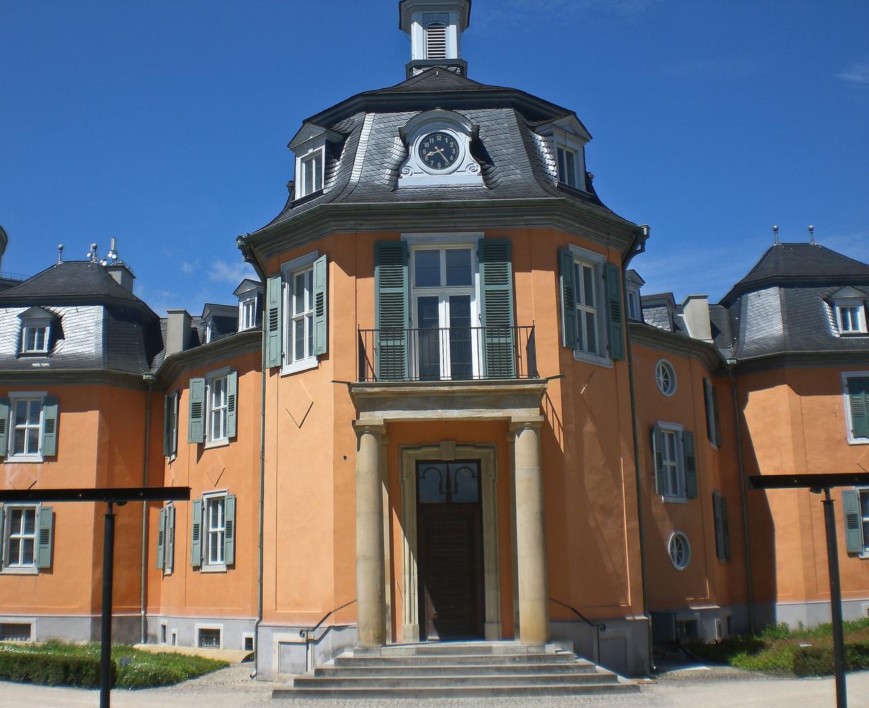 Residenz der Fürstbischöfe von Schönborn