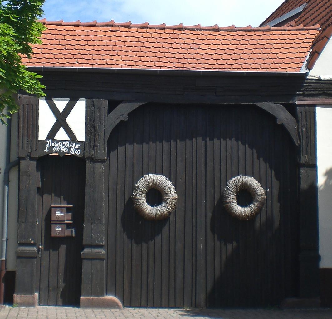 Fränkischer Bauernhof in Reilingen