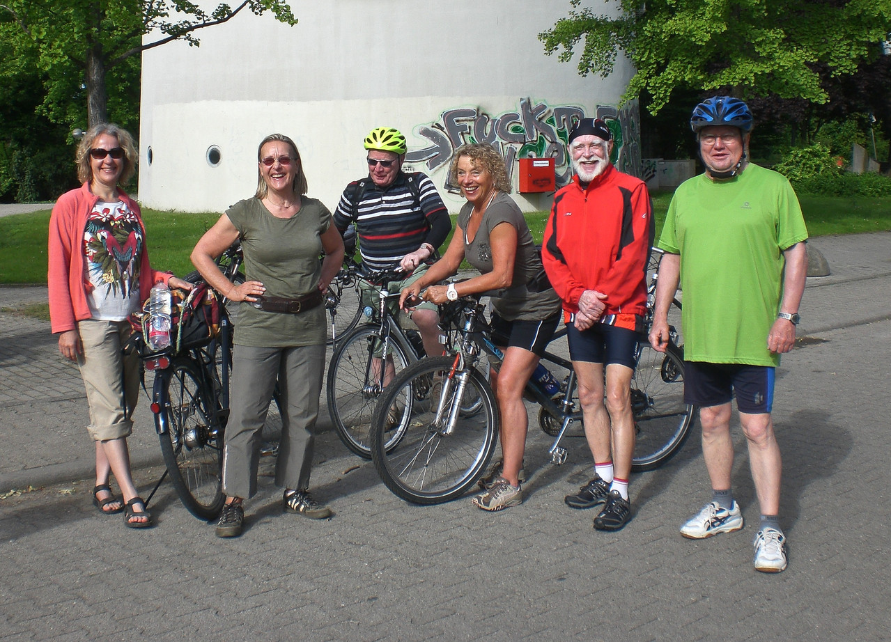 TSV MANNHEIM SPORT- UND KULTURAUSFLUG  16. JUNI 2013 80 KM