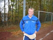 Der scheidende Coach Frank Bretthauer