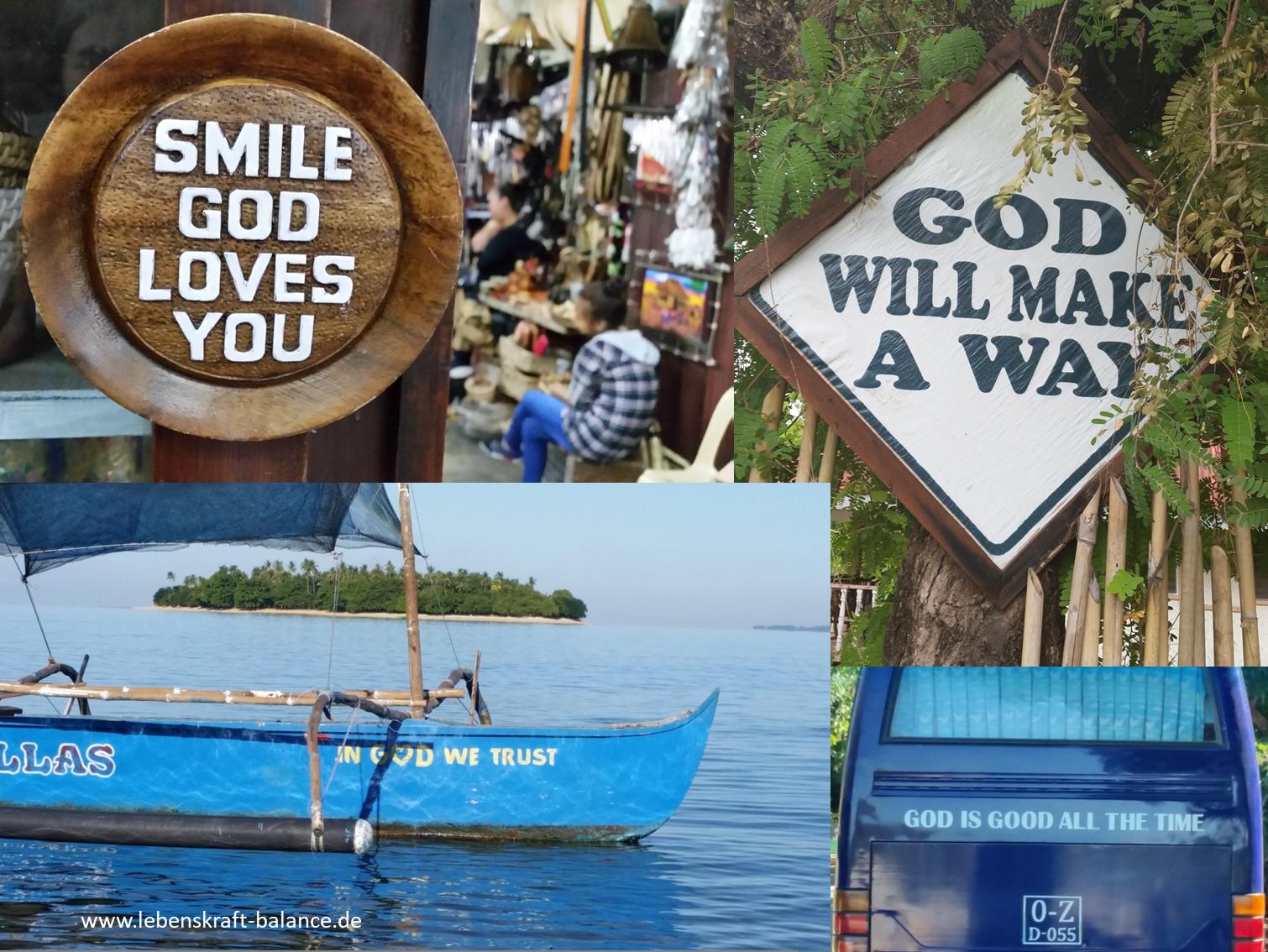 Glauben auf den Philippinen - Christiane Spindler