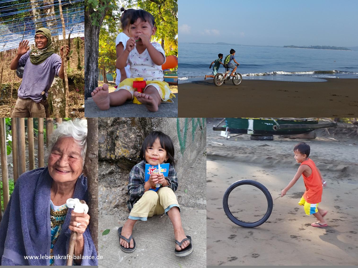 Menschen auf den Philippinen - Christiane Spindler