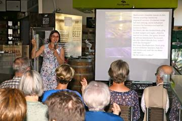 Christiane Spindler Vortrag zu Karma