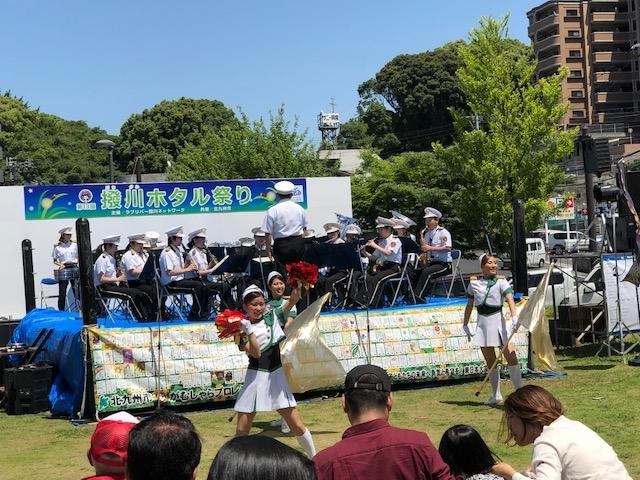 5月26日 撥川ほたる祭り