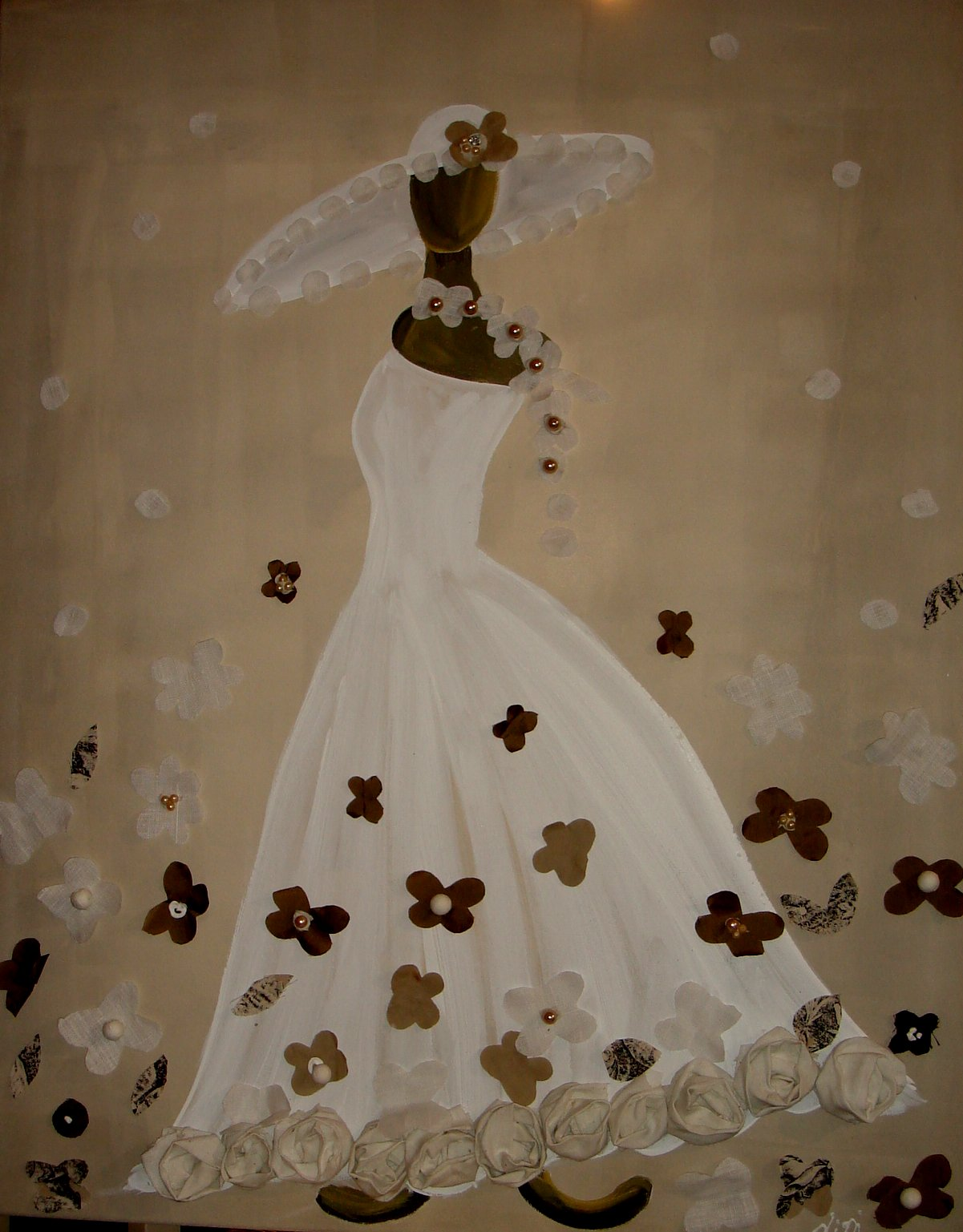 Wedding baba 80x100