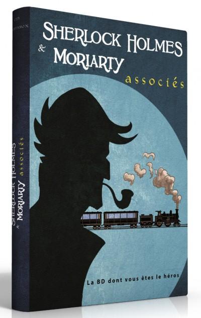 BD dont vous êtes le héros : Sherlock Holmes & Moriarty associés
