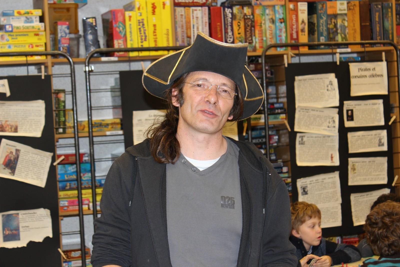 Marc, notre pirate stagiaire-étudiant