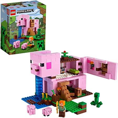 Lego Minecraft - La maison cochon