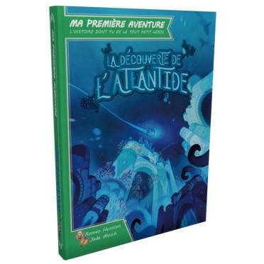 La découverte de l'Atlantide