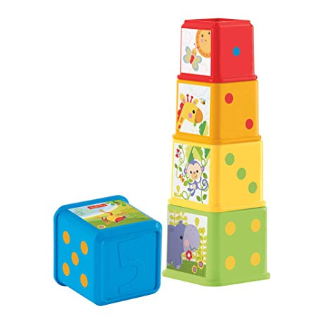Cubes découvertes Fisher Price