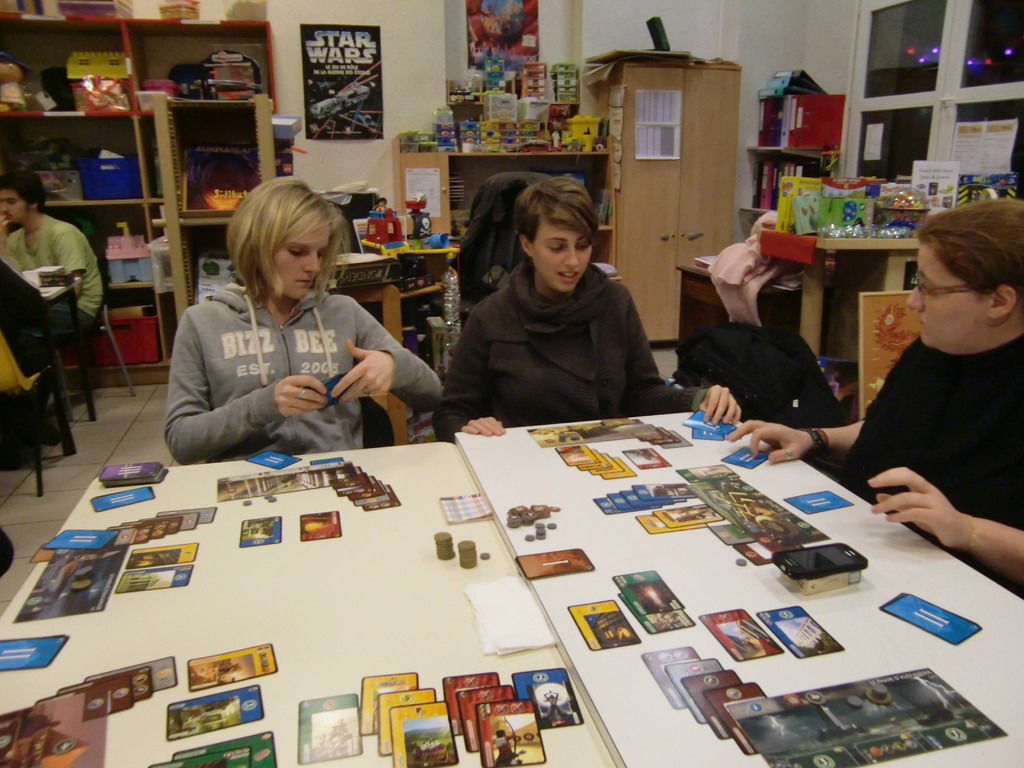 7 Wonders ... quelle carte choisir ?