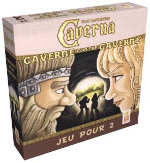 Caverna - Caverne contre caverne