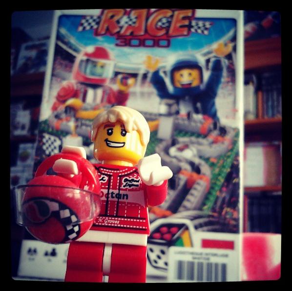 Race 3000, jeu de société LEGO