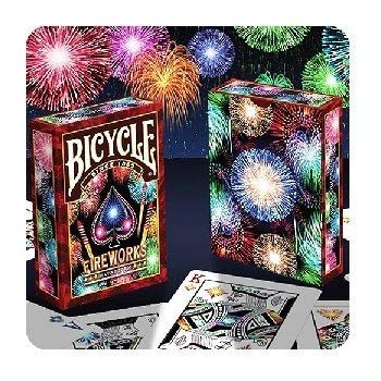 Cartes Bicycle - Fireworks