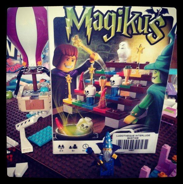 Magikus, jeu de société LEGO