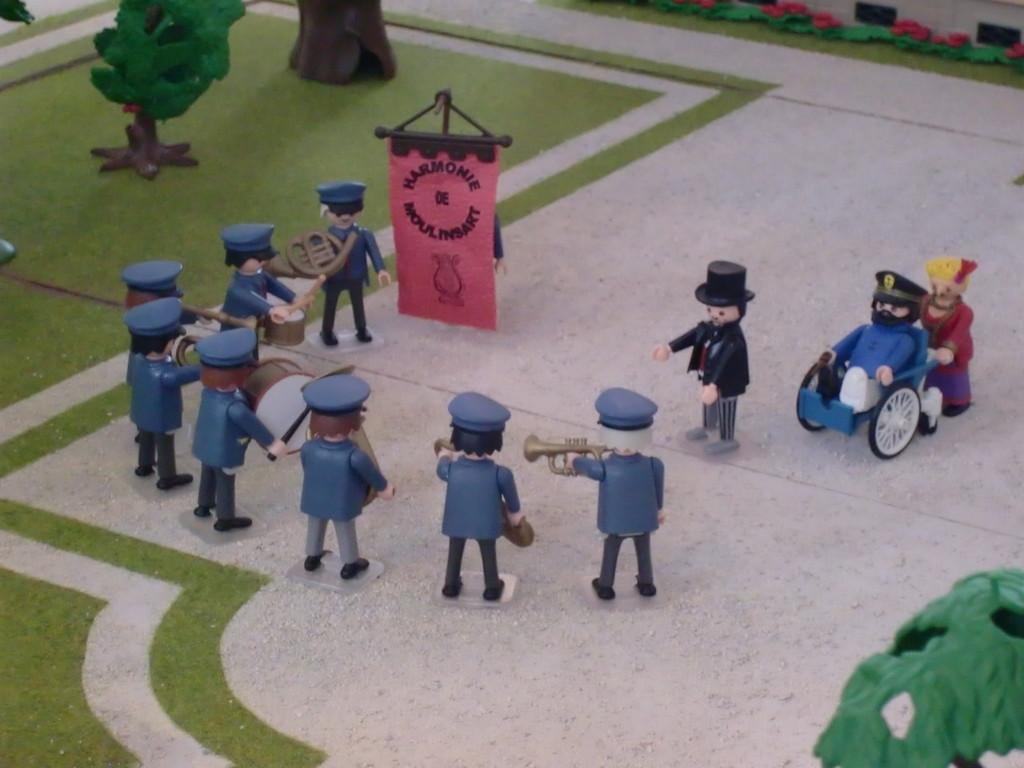 le capitaine Haddock plâtré (Tintin)