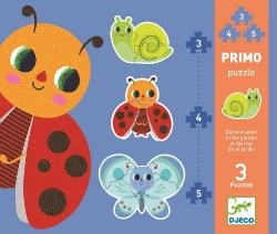 """Primo Puzzle """"Le jardin"""""""