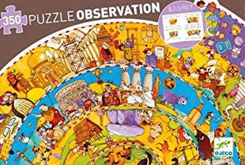 Puzzle observation - Histoire