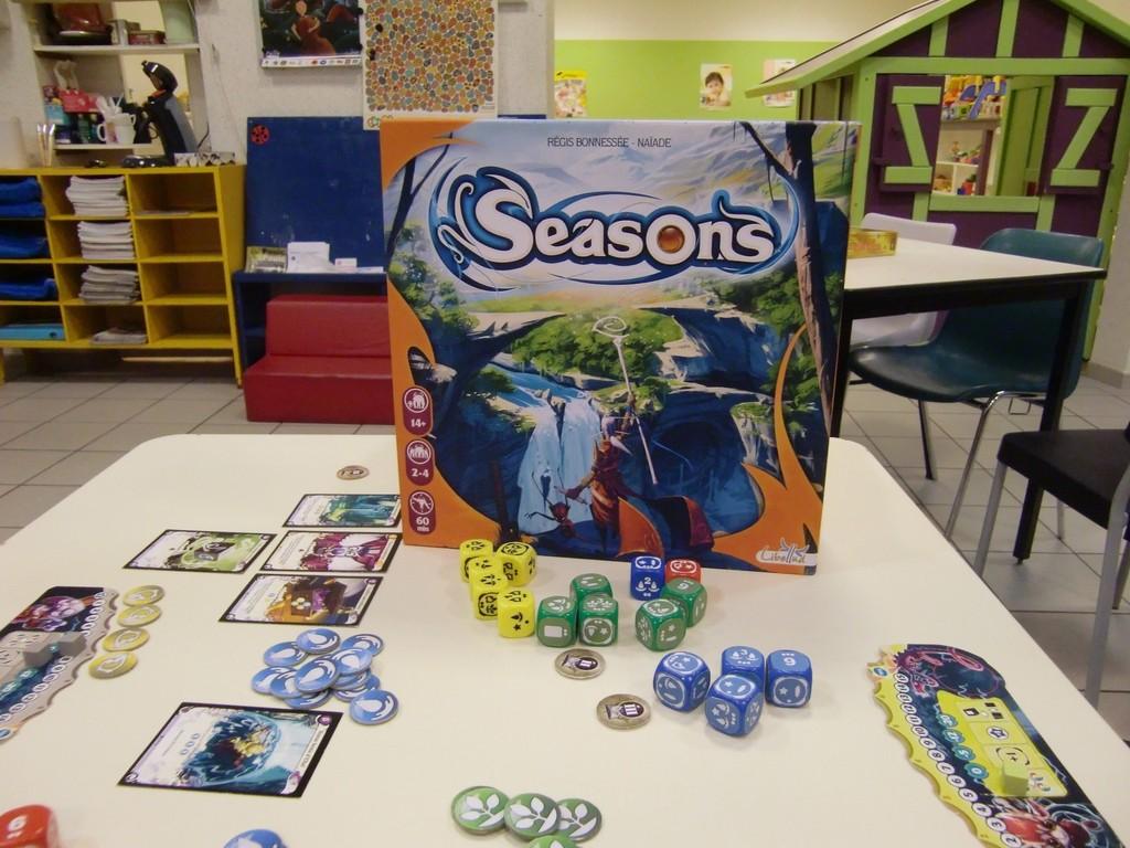 Seasons, un jeu sur lequel il faudra (très) bientôt compter...