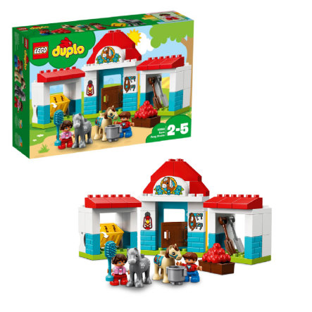 Lego duplo - Poney club