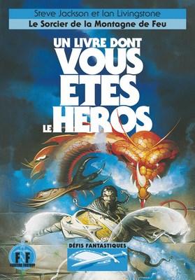 Livre dont vous êtes le héros : Le sorcier de la Montagne de Feu