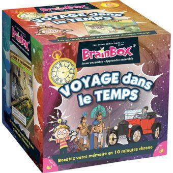 Brainbox : Voyage dans le temps