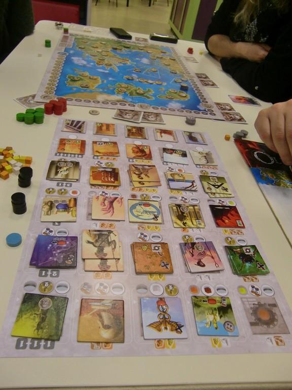 Olympos, les joueurs sont prêts à conquérir les territoires et à se développer