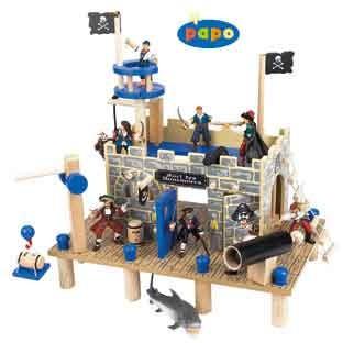 Pirates Papo