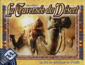 La traversée du désert : imposer vos caravanes dans les coins les plus intéressants du désert