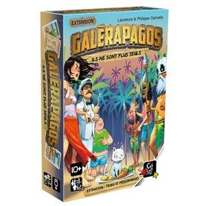 Galerapagos - Ils ne sont plus seuls (EXT)