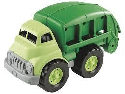 Véhicule GreenToys - Camion de tri des déchets