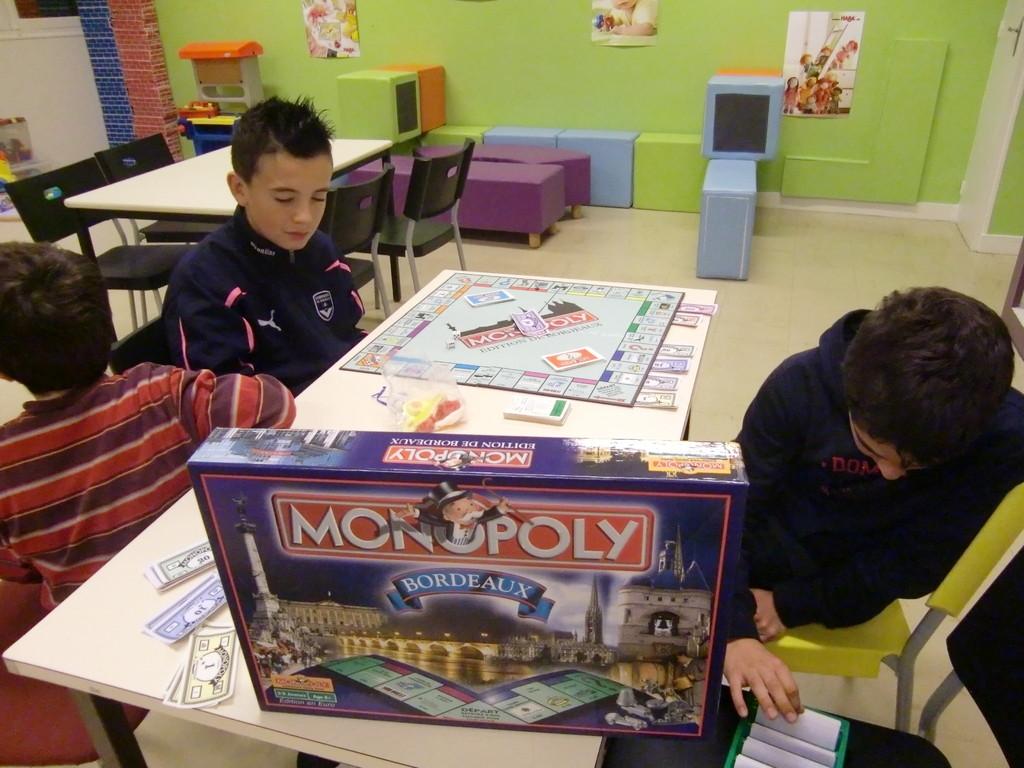 Monopoly Bordeaux...