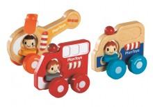 Mes premiers véhicules (Plan toys)
