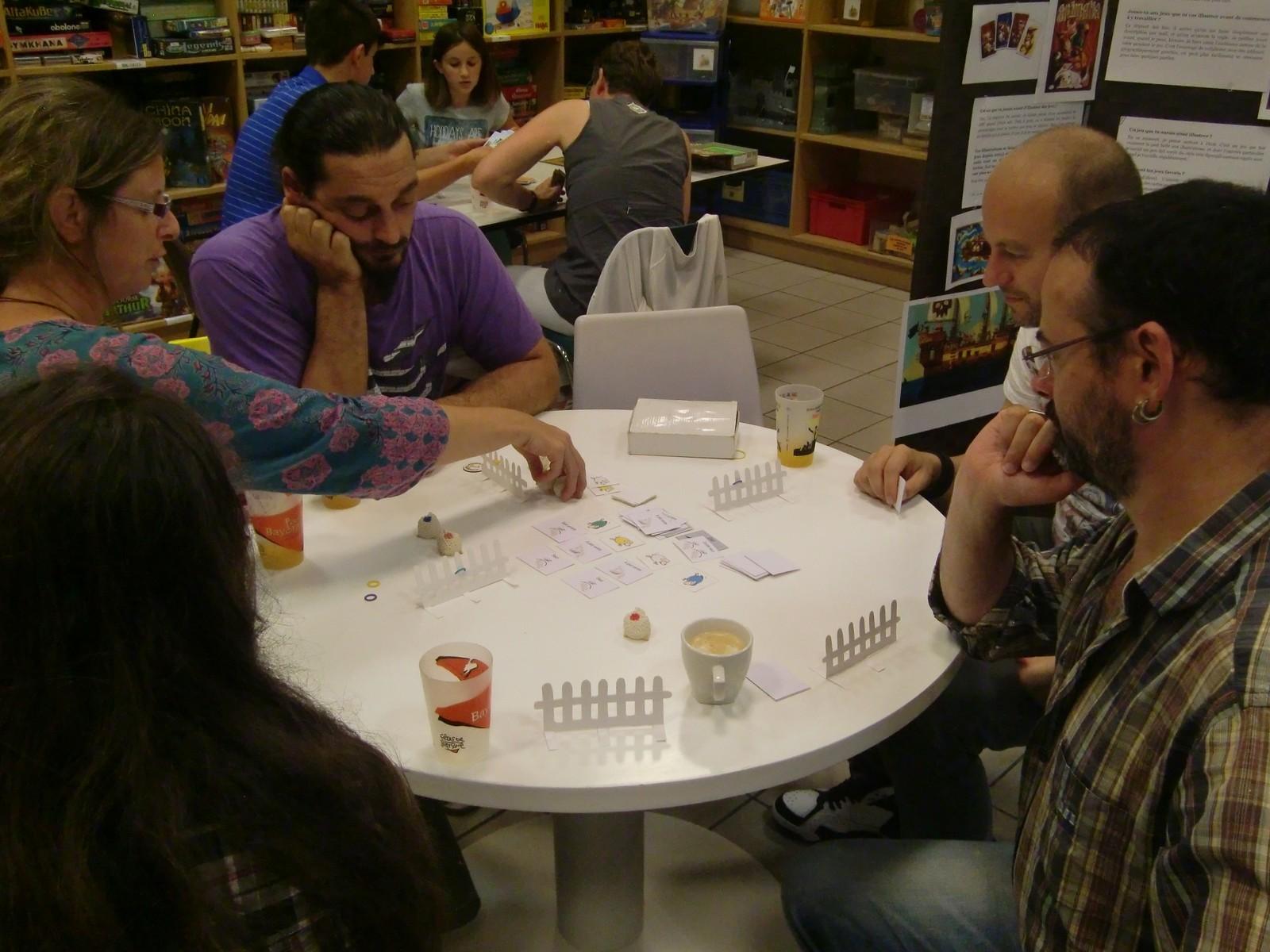 """""""Saute-moutons"""", un jeu en développement chez Purple Brain"""
