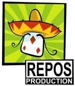Repos Prod, les belges à sombreros, éditeurs de jeux d'ambiance (Time's up !, Le Donjon de Naheulbeuk, ...) et de jeux de stratégie (Ghost Stories, 7 Wonders, ...)