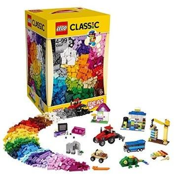 Lego Classic : boîte XXL