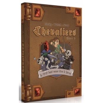BD dont vous êtes le héros : Chevaliers, Tome 3