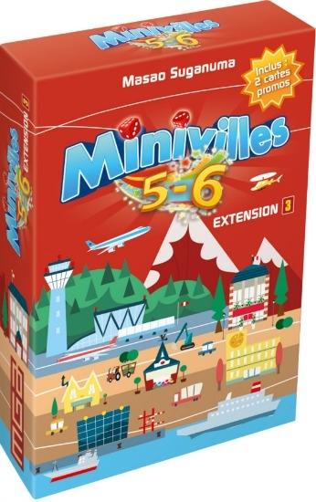 Minivilles - 5-6 joueurs (extension)