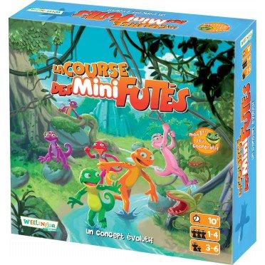 Le jeu de course des mini-futés