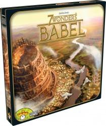 7 Wonders - Babel (édité par Repos Prod)