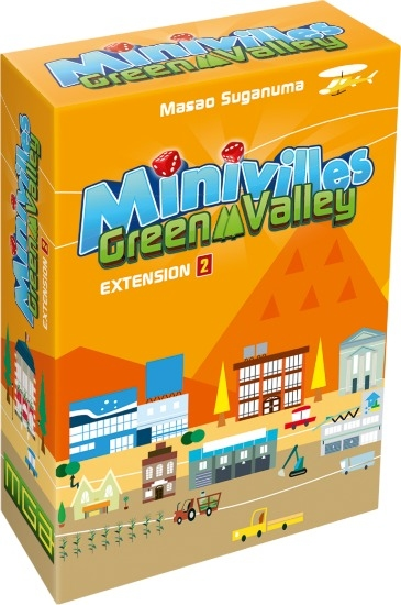 Minivilles - Greenvalley (extension)