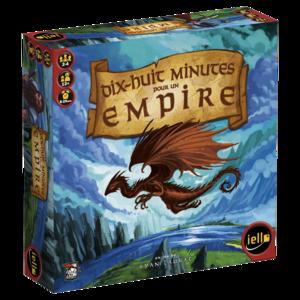 18 minutes pour un Empire