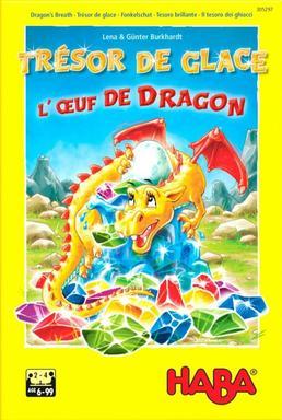 Trésor de glace - L'œuf de dragon