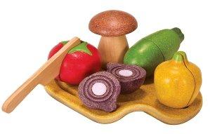 Dînette - Légumes à découper
