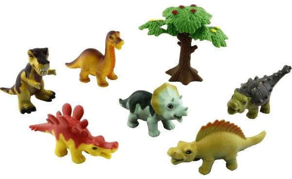 Lot de dinosaures