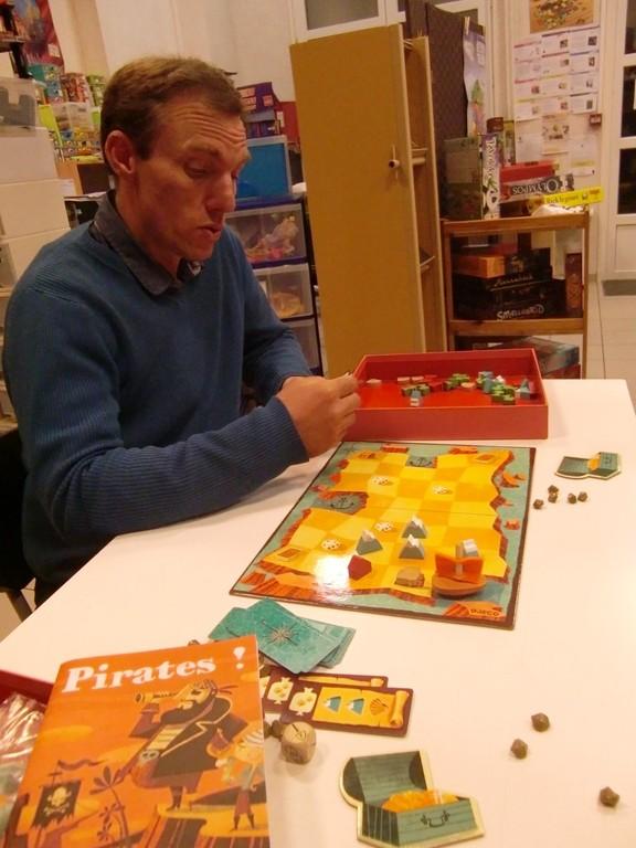 Pirates, un petit jeu de combinaison pour les enfants qui plaira à toute la famille