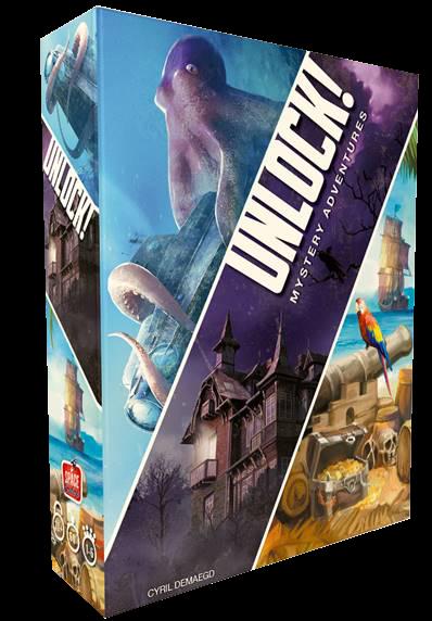 Unlock : Mystery Adventures